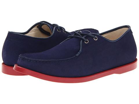 Pantofi Generic Surplus - Deck - Navy Suede