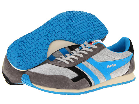Adidasi Gola - Spirit Jersey - Grey/Process Blue/Black