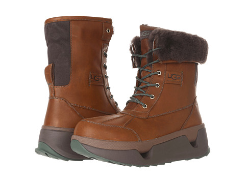 Ghete UGG - Barklay - Brownstone