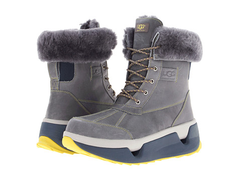 Ghete UGG - Barklay - Charcoal