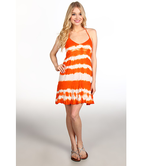 Rochii elegante: Rochie Rip Curl - Sand Storm Dress - Red Orange