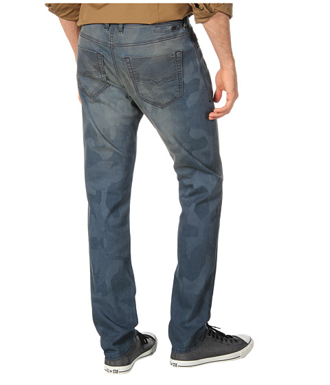 Blugi Diesel - Tepphar Slim Tapered Camo 602M - Denim