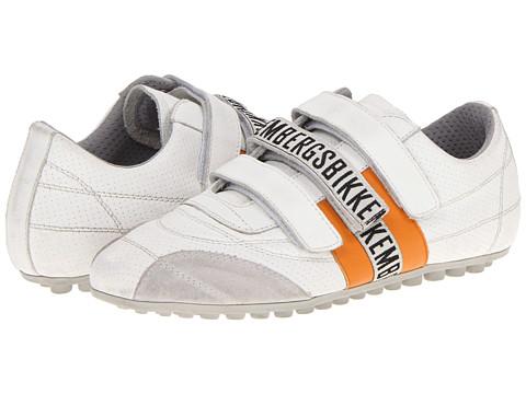 Adidasi Bikkembergs - BKE105416 - White/Orange