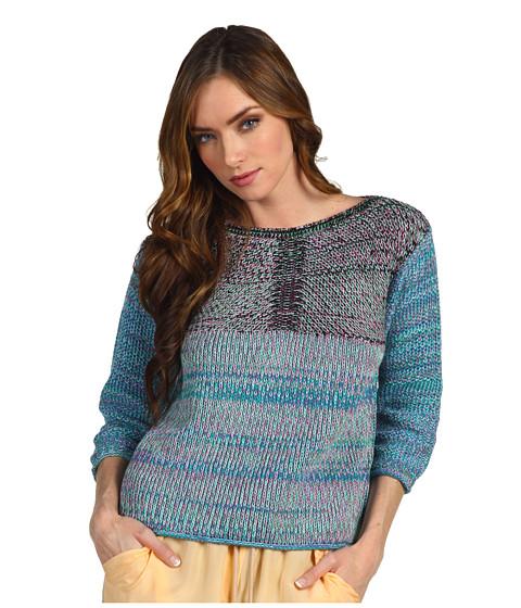 Bluze Chloe - L/S Front Seam Sweater - Multi