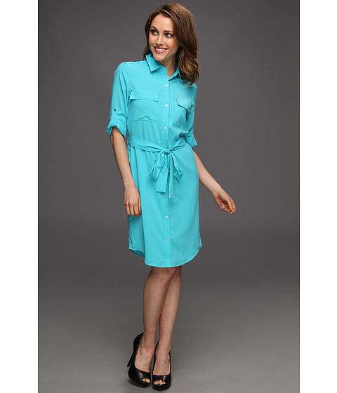 Rochii Calvin Klein - Shirt Dress - Nile