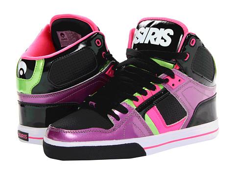 Adidasi Osiris - NYC83 VLC W - Purple/Black/Green