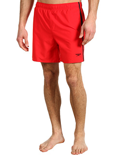 Special Vara Speedo Striped Surf Runner Volley Short Fiesta Red | mycloset.ro