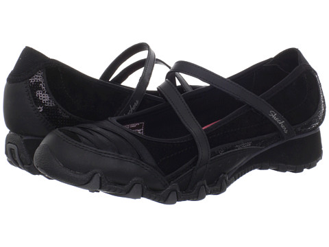 Adidasi SKECHERS - Sassies - At Last - Black