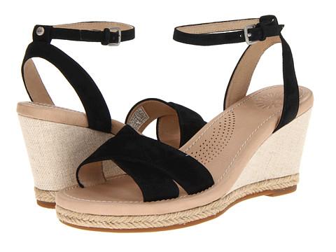 Sandale UGG - Nyssa - Black Leather