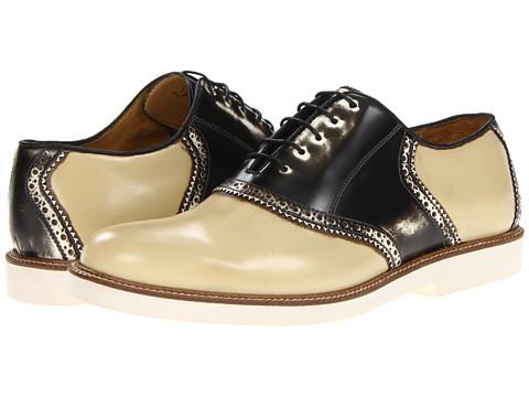 Pantofi Bass - Prep - Ivory/Black