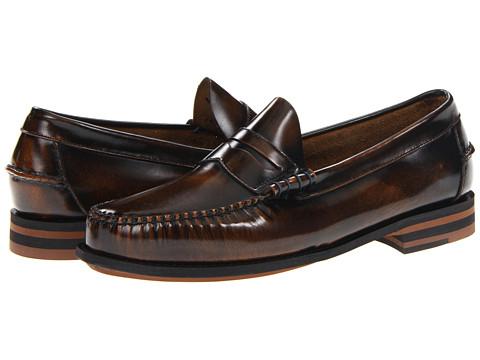 Pantofi Bass - Naples - Brown