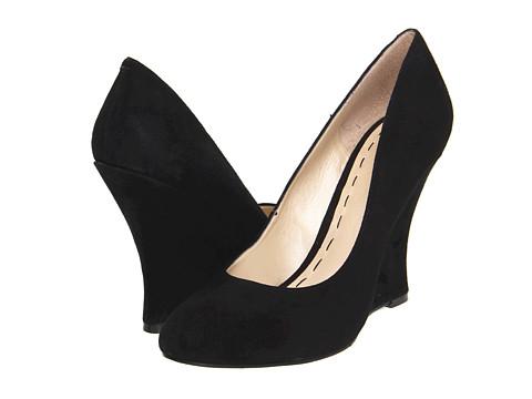 Pantofi Nine West - To The Flo - Black Suede