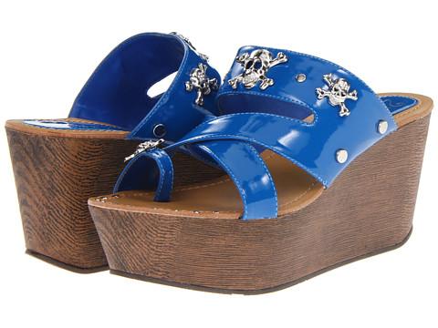 Sandale 2 Lips Too - Too Rum - Blue
