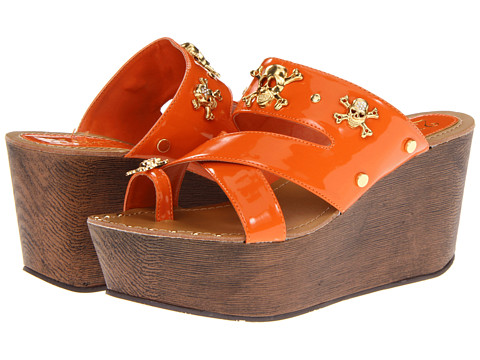 Sandale 2 Lips Too - Too Rum - Orange