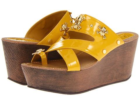 Sandale 2 Lips Too - Too Rum - Yellow