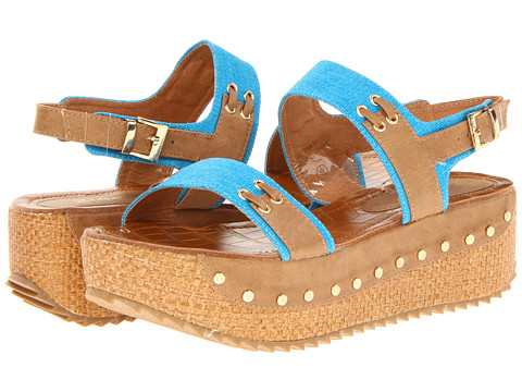 Sandale 2 Lips Too - Too Savoy - Blue