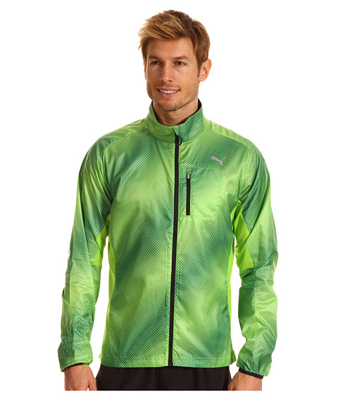 Jachete PUMA - CR Graphic Lightweight Jacket - Jasmine Green