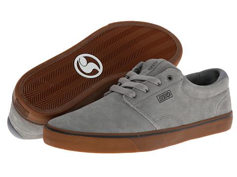 Poza Adidasi DVS Shoe Company - Daewon 13 CT - Grey/Gum Suede