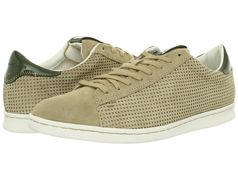 Adidasi Calvin Klein Jeans - Hart Suede/Leather - Sand Forest