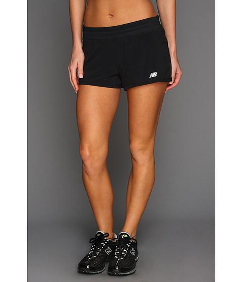 "Pantaloni New Balance - Impact 3\"" Run Short - Black"