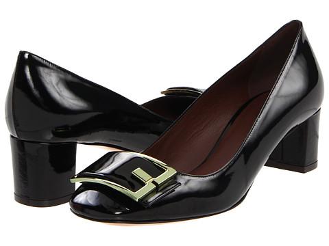 Pantofi BRUNO MAGLI - Amarca - Black Patent