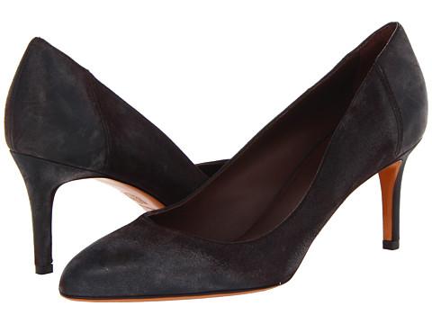 Pantofi BRUNO MAGLI - Davidina - Dark Brown Rubbed Suede