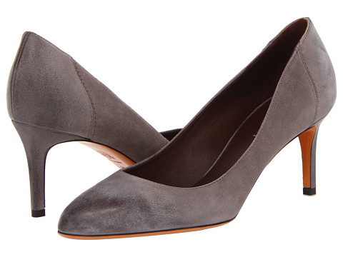Pantofi BRUNO MAGLI - Davidina - Dark Grey Rubbed Suede