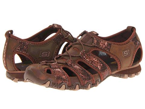 Sandale SKECHERS - Bikers - Wild Glitz - Bronze