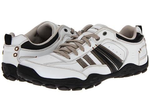 Adidasi SKECHERS - Pebble-Galeno - White