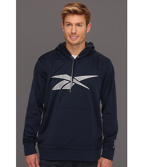 Bluze Reebok - Workout Ready Pullover Hoody - Athletic Navy