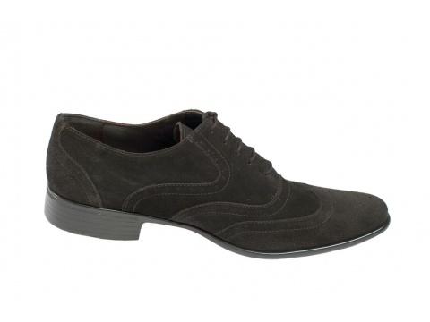 Pantofi Opincutze - Hombre negro - negru