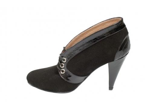 Pantofi Opincutze - Zapato negro - negru