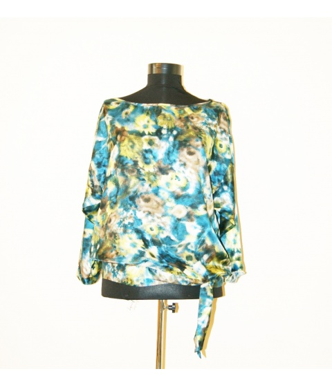 Bluze Monica Oranici - Bluza BZ351 - Multicolor