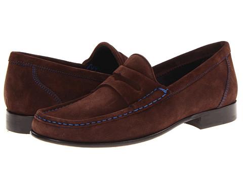 Pantofi Donald J Pliner - Naper - Dark Brown