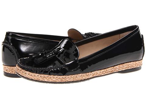 Pantofi Stuart Weitzman - McFlapper - Black Patent