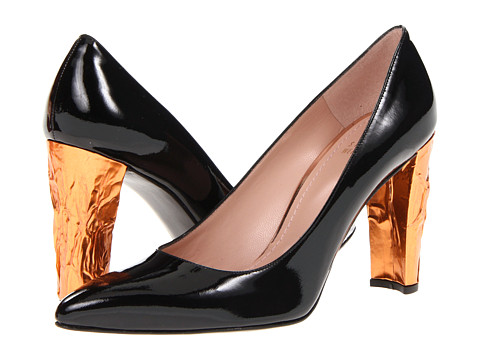 Pantofi Stuart Weitzman - Powerup - Black Patent