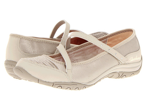 Adidasi SKECHERS - Inspired - Luster - Taupe