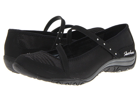 Adidasi SKECHERS - Inspired - Luster - Black