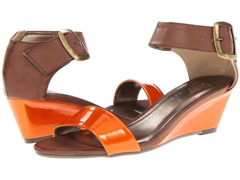 Sandale Christin Michaels - Zavanna - Orange Metallic Patent
