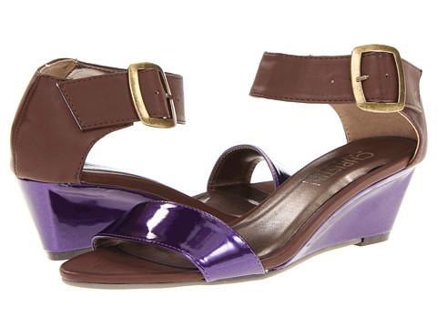 Sandale Christin Michaels - Zavanna - Purple Metallic Patent