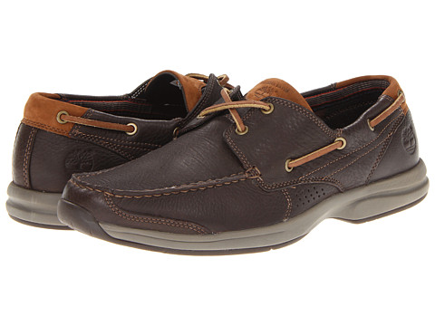 Pantofi Timberland - Earthkeepers Hulls Cove - Dark Brown