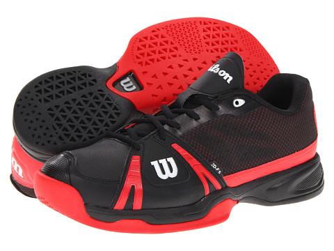 Adidasi Wilson - Rush - Black/Red