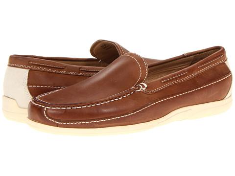 Pantofi Johnston & Murphy - Trevitt Venetian - Tan Full Grain
