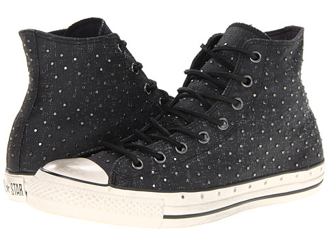Adidasi Converse - Chuck Taylor All Star Studded Hi - Beluga