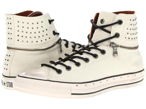 Adidasi Converse - Chuck Taylor All Star Zip Off Hi - Turtledove