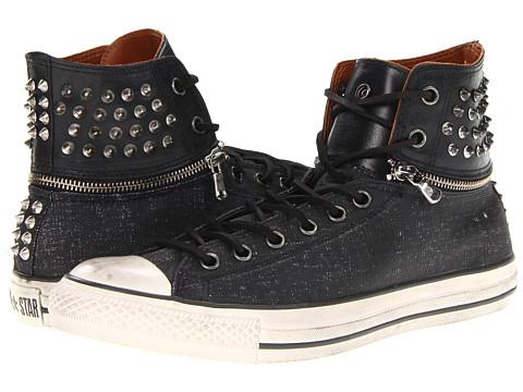 Adidasi Converse - Chuck Taylor All Star Zip Off Hi - Beluga/Turtledove