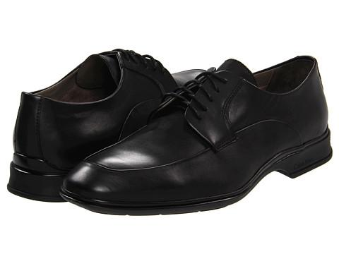 Pantofi Calvin Klein - Ellery - Black Soft Dress Calf