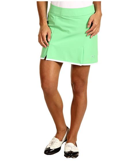 Pantaloni PUMA - Golf Novelty Skort \13 - Irish Green