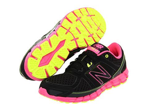 Adidasi New Balance - W750V1 - Black/Pink