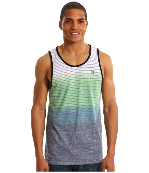 Tricouri Hurley - Malcolm Knit Tank - Maritime Blue